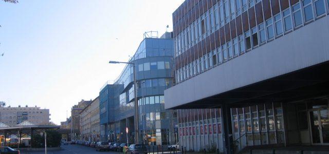 Szikra lapnyomda robbantásos bontása miatti építési engedély által kötelezetten előírt állag és állapot rögzítés a környező épületekről, főleg épületszerkezeti tartalommal