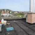 Társasházi megkeresés alapján komplett fémlemezborítású tető felújítási munkáinak előkészítése, műszaki ellenőrzése
