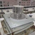 Csepel Kossuth Lajos utcai 10 emeletes épület lakásának légtechnikai vizsgálata-igazságügyu szakvélemény