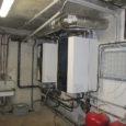 Budakeszi Társasház teljes generál műszaki ellenőrzése Rendamax kondenzációs kazánokkal Triocox kéményekkel.